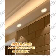 หลอด LED ECO S Series ขั้วเกลียว E27 ขนาด 5W-15W 2