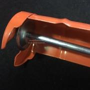ปืนยิงซิลิโคนเปลือย สีส้ม (2)
