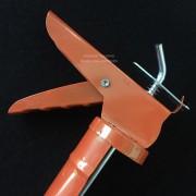 ปืนยิงซิลิโคนเปลือย สีส้ม (3)
